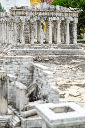 Roman Concrete Structure