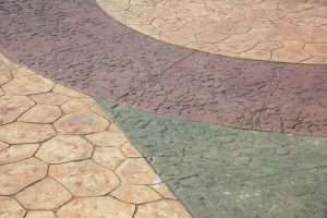 Add Some Color to Your Concrete